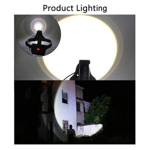 Image 5 - Bombillas Led, faro delantero, linterna, linterna Litwod, Zoom, entrada/salida, habitación estroboscópica de iones de litio
