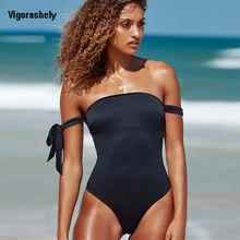 e2bb50fcce18 Compra black off the shoulder swim y disfruta del envío gratuito en ...