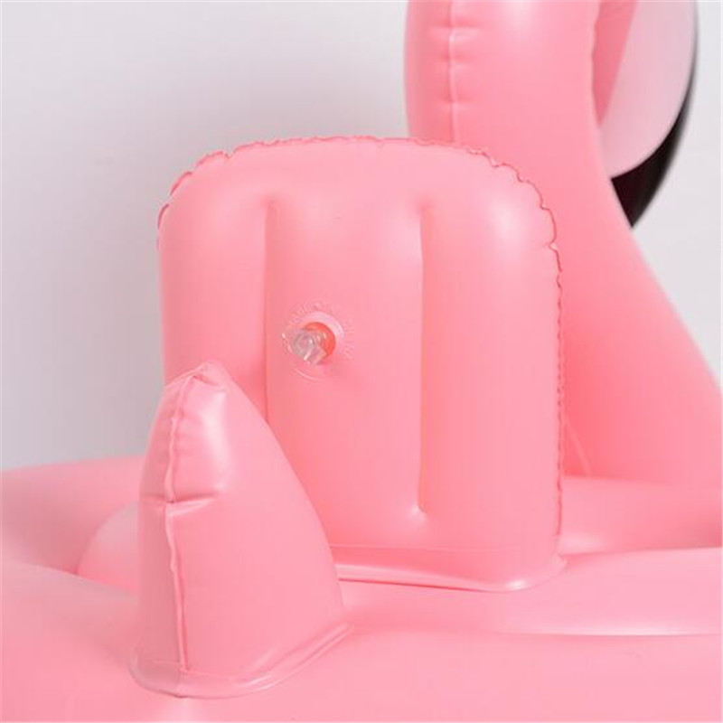 Aliexpress Buy Baby Boys Girls Summer Flamingo Seat Float Inflatable Swimming Rings Unicorn Infant Toddlers Swim Circle Pool Toys 2017 From