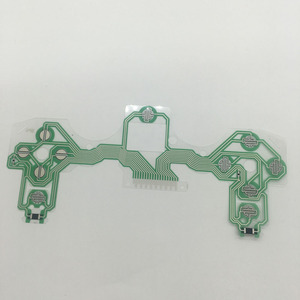 Image 2 - 30PCS Green  Keypad Replacement Part Conductive Film for Sony Playstation 4 PS4 Controller