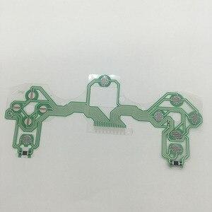 Image 2 - 30PCS Groene Toetsenbord Vervanging Deel Geleidende Film voor Sony Playstation 4 PS4 Controller