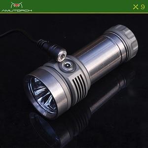 Image 4 - Amutorch linterna LED potente de 4500 lúmenes