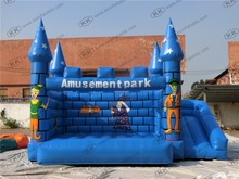 Park Amusement Equipment Inflatable Bouncing castle Price