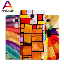 Xiaomi redmi 4 pro Case Silicon Graffiti 3D relief Painting Soft TPU Back Cover for Xiaomi
