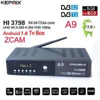 A9 iptv box + 1 año para singapur europa android dvb s2 dvb t2 dvb-c singapur iptv receptor de satélite a9 vs v9 pro singapur