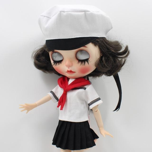 Neo Blythe Doll Sailor Uniform
