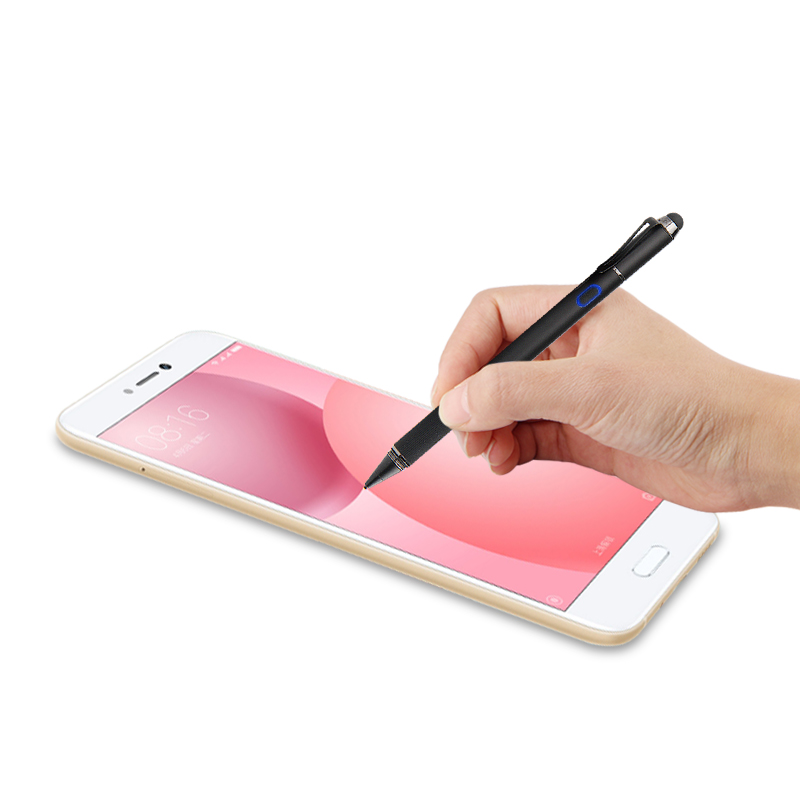 Pen Active Stylus High precision Capacitive Touch Screen For ZTE Nubia Letv OnePlus Meizu LeEco LEAGOO Cubot Case Mobile Phone