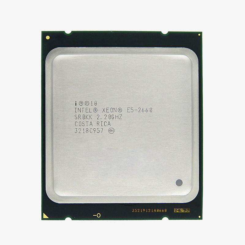 Купить с кэшбэком HUANANZHI X79 Motherboard with Dual M.2 Slots CPU Intel Xeon E5 2660 SR0KK Big Brand RAM 16G(4*4G) REG ECC Computer Hardware DIY