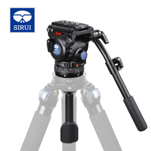 SIRUI  BCH-10 Broadcast Video hydraulic multi-head position adjustment dual-level professional models