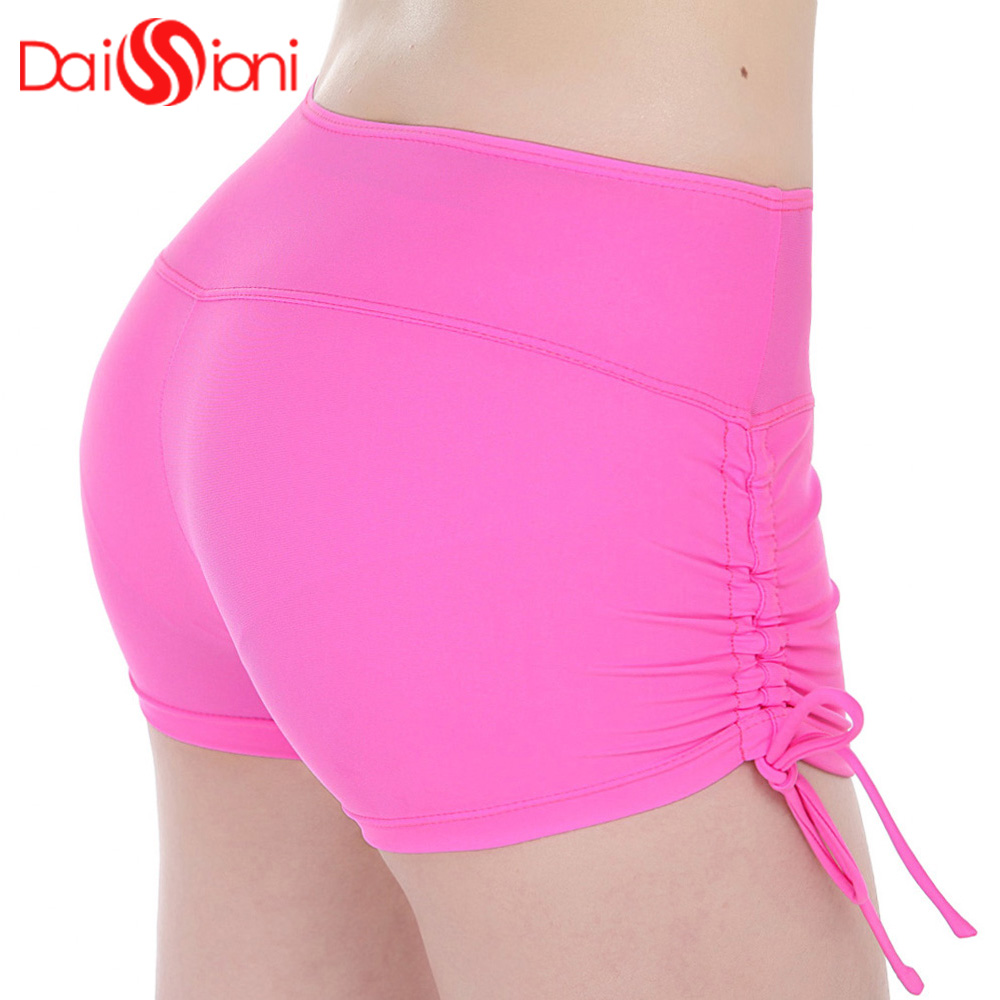 2019 Gym Shorts Women Yoga Shorts Quick Dry Breathable
