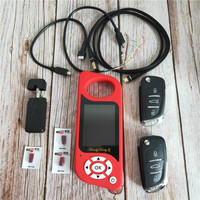 JMD Handy Baby II Car Key Chip Copier For 4D/46/48/G/47 Chips Programmer Handy Baby 2 English / Spanish Language