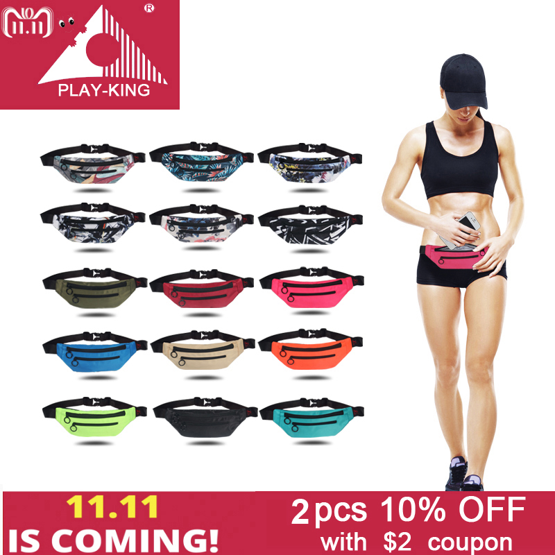 Leather Pink Waist Fanny Pack Bag For Women Men Black Bum Money Belt Waist Bag Pouch With Strap Waterproof 2018 fashion waterproof waist bag bicycle bike bag with led light strap blue