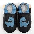 Из натуральной кожи детская обувь мальчики тапочки детские мокасины животных ребенок дети обувь девушки обуви мягкие первые ходоки non-slip