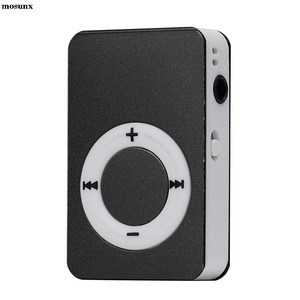 mosunx Hifi Mini USB MP3 Music Media Player LCD Screen Support 16GB Micro SD TF Card Fashion Mp3 Digital Music Player