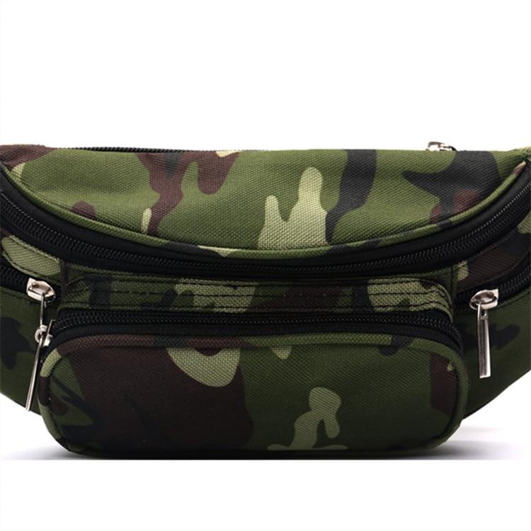 High Quality Ride Rejse Camouflage Talje Bag Bananka Rejse Fritid - Bæltetasker - Foto 4