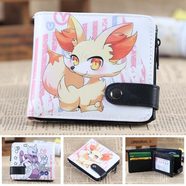 nine card holder short lady wallet purse for coin Dry matter Hatsune Miku DATE A LIVE purse female cheap wholesale free shipping Kids Wallets