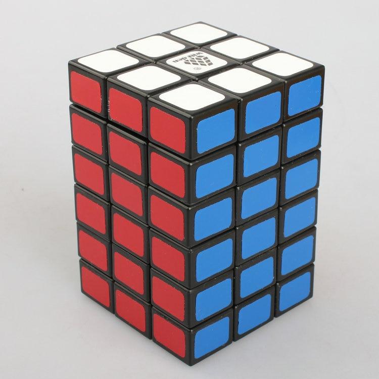 WitEden 3x3x6 Cube Magic Cube Puzzle Toys