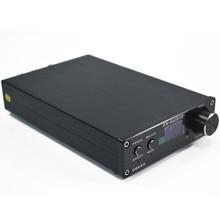 FX-Audio D802C CSR57E6 STA326 Bluetooth версии Вход USB/AUX/оптический/коаксиальный чистый цифровой аудио усилитель 24Bit/192 кГц 80 Вт + 80 Вт