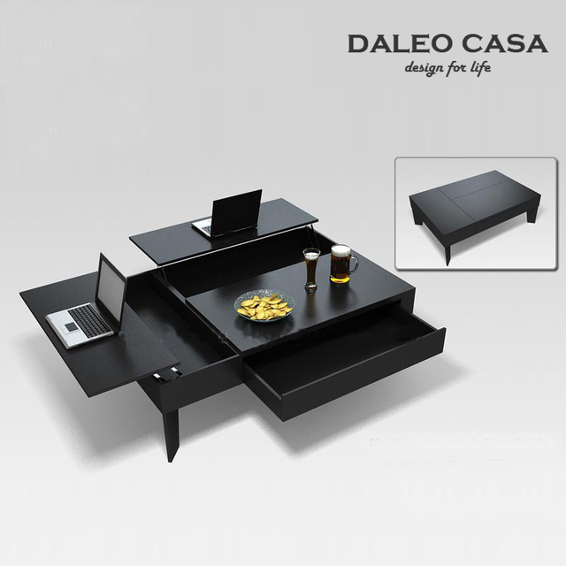 Milan Fashion Designers Keeper Recommended Multifunctional Furniture Ikea Coffee Table Modern Minimalist Scandinavian S