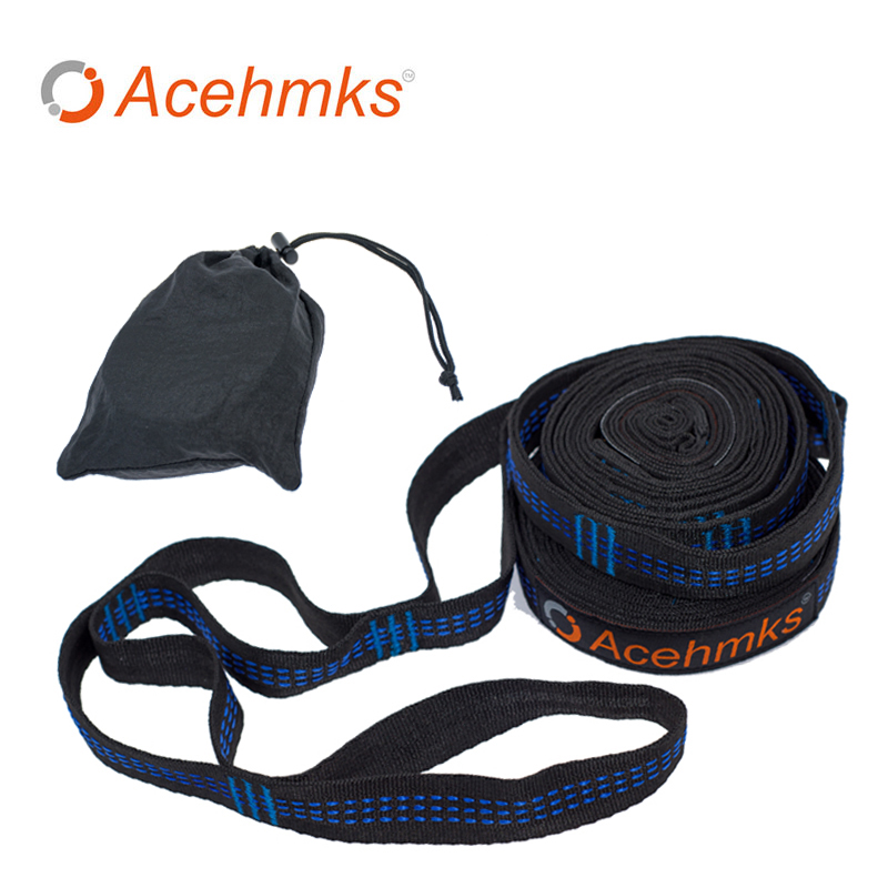 Outdoor Furniture Contemplative Acehmks Two Person Portable Folding Hammock Hammock Straps Travel Outdoor Furniture Camping Hammock Swing For Adults Relieving Heat And Sunstroke Hammocks