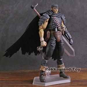 Image 2 - Figma 359 Berserk Guts: ดาบสีดำVer. Repaint Edition PVC Action Figureของเล่นสะสม