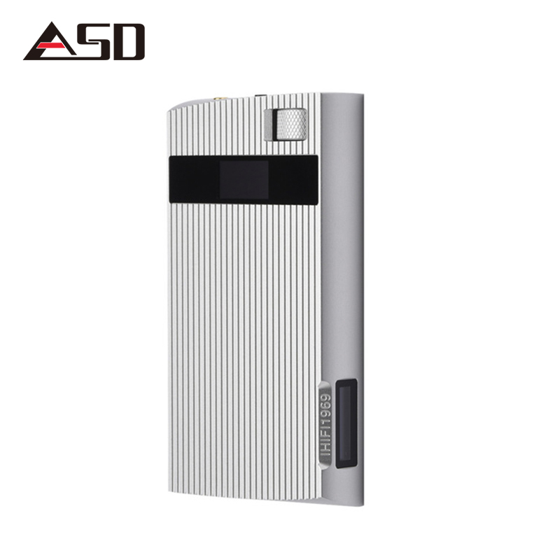 ASD XUELIN H6 IHIFI1969 Pure Class A Transistor Portable Audio MP3 HIFI Lossless Music Player Amplifier
