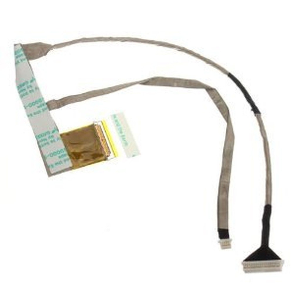 New LVDS LCD LED Flex Video Screen Cable Replacement for HP ProBook 4440s 4441s 4445s 4446s P//N:50.4SI04.001