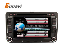 2 Din Car DVD Player For VW GOLF POLO JETTA MK5 MK6 PASSAT B6 SKODA TOURAN