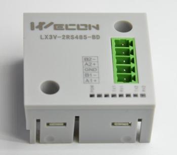 WECON LX3V-2RS485-BD board
