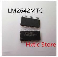 NEW 10PCS/LOT LM2642MTCX LM2642MTC LM2642 TSSOP-28