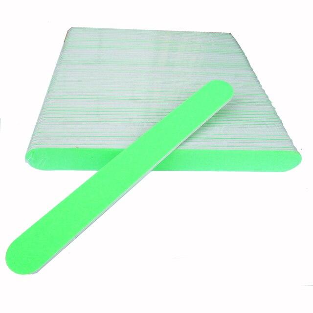 50x fluorescente Esmaltes uñas gel de uñas bloque de lijado ...