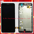 Black/White LCD+Touch+Frame For Huawei Ascend G630 LCD Display with Touch Screen Digitize