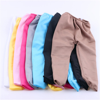 8 Colors Doll Leggings Solid High quality For 18 Inch American & 43 Cm Born Generation Girl`s Toy