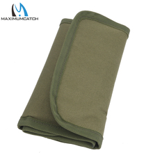 Maximumcatch Fly Tying Tool Pouch Soft Cordura Fly Fishing Gear Assortment Holder