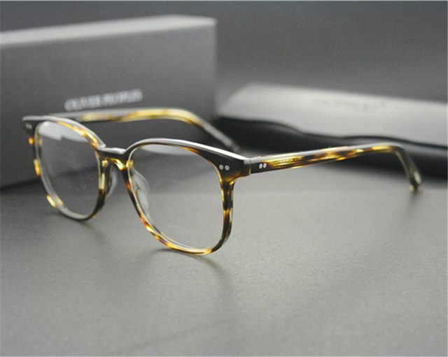 ad44bfcd273 Famous Brand Oliver Peoples Scheyer Eyeglasses Frame OV5277U Eye Glasses  Frames For Women And Men Eyewear