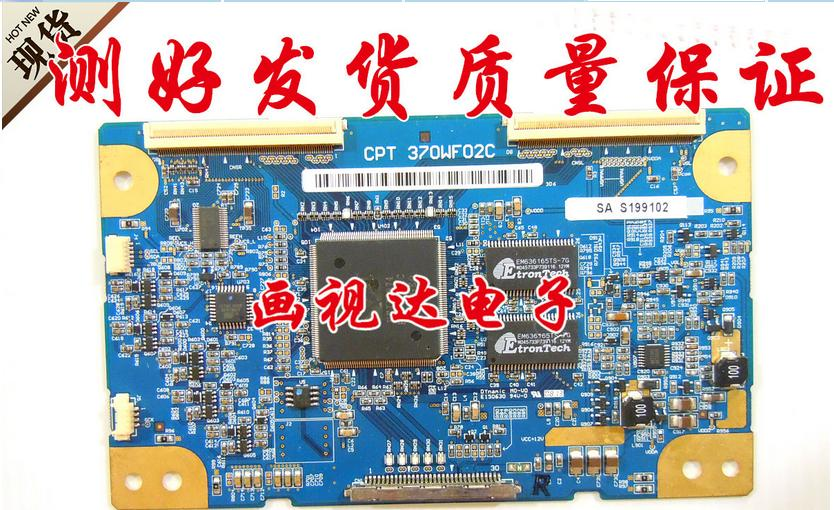 все цены на  Original logic board cpt 370wf02c sa   T-CON connect board  онлайн