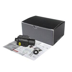 Image 5 - Drop Verzending Laserspeed LS CL2 R Red Beam Laser Sight En Tactische Zaklamp Combo Voor Pistool Met Strobe Light