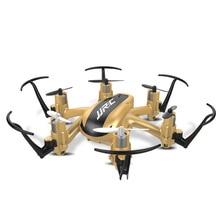 Mini Drones 6 Axe Rc Dron Jjrc H20 Micro Quadcopter 3D Roulement Sans Tête Mode de Vol Hélicoptère Télécommande Jouets Nano Copter