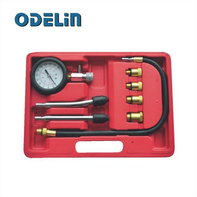 8 Unids Motor Cilindro de Compresión Tester Medidor M10, M12, M14, M18 Truck Auto Car