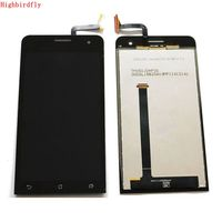 Highbirdfly For Asus Zenfone 5 A500CG A501CG T00J Lcd Screen Display With Touch Glass Digitizer Frame