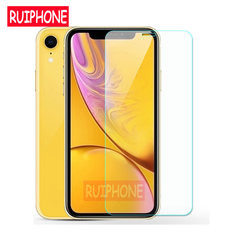 Tempered Glass For iPhone XS MAX XR 5s SE Screen Protective Film For iPhone 7 8 6 6S Plus Glass Protector For iPhone XS X 8 PLUS
