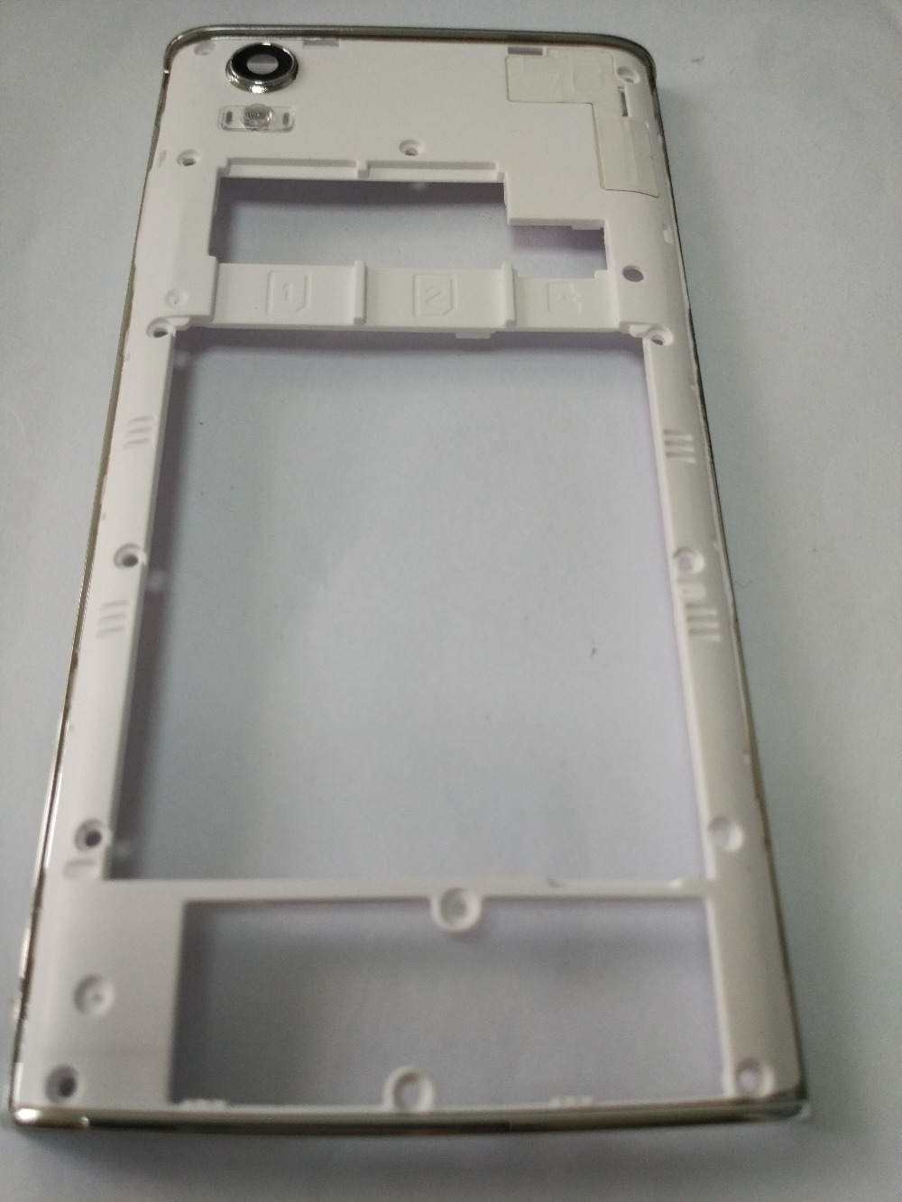 Leagoo lead 3s frame 100% new original back repair part replacement for phone Free shipping+Tracking number