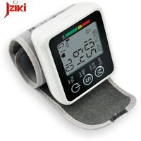 Health Care Digital Automatic Wrist Blood Pressure Monitor Meter Blood Pressure Measurement Health Monitor Sphygmomanometer