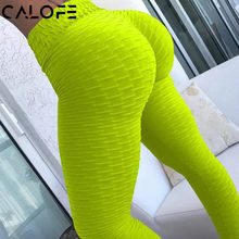 10 colors women Hot Yoga Pants White Sport leggings Push Up Tights Gym Exercise High Waist Fitness Running Athletic Trousers(China)