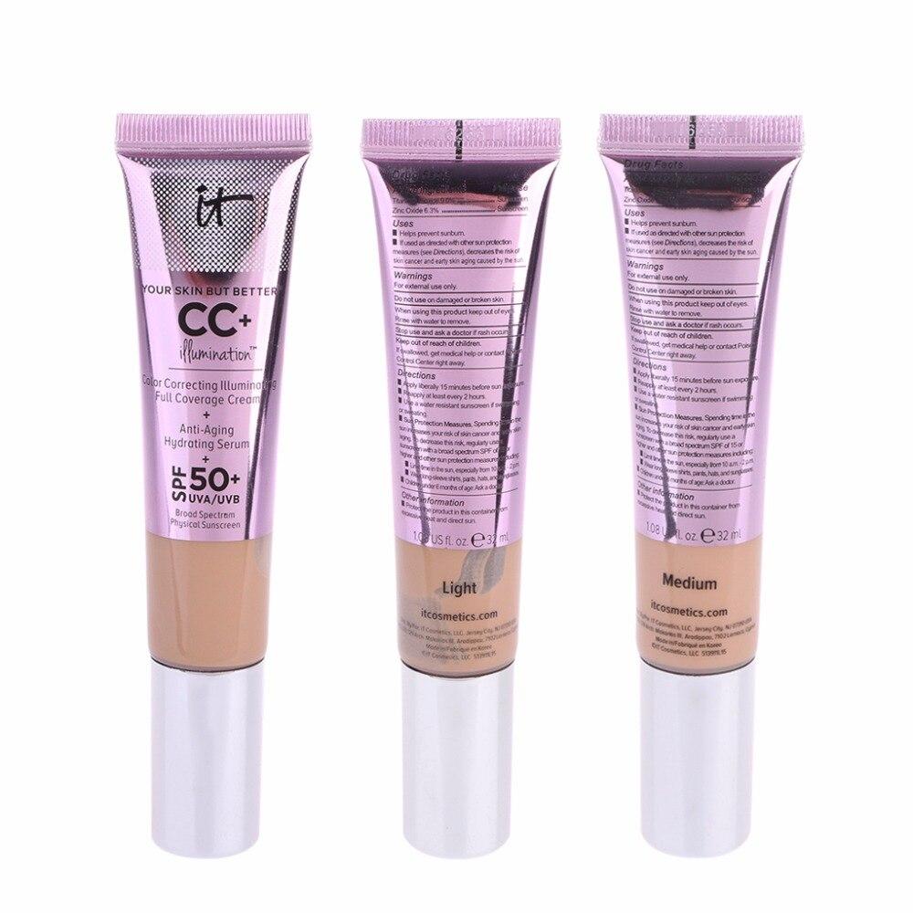 1PC silna izolacja wybielanie skóry nawilżający izolacja korektor przeciwsłoneczny 4