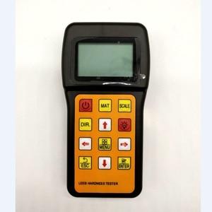 Image 4 - נייד קשיות Tester דיגיטלי תצוגת ריבאונד Leeb קשיות מד למדוד מתכת סגסוגת HRC HL HB HV HS HRB מד קשיות JH180
