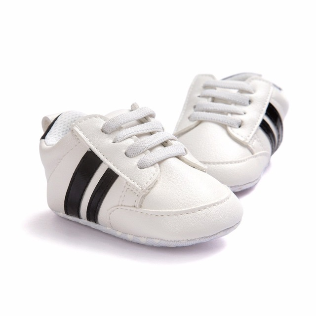 Soft Bottom Baby First Walkers