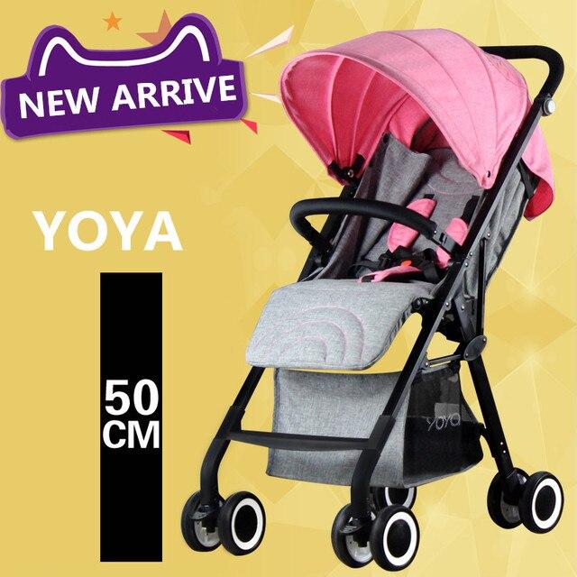 babyyoya Folding Baby Umbrella Stroller Baby Car Kid Carriage Kid Buggy Baby Pram Style, pushchair lightweight portable pram