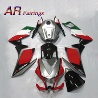 2012 For Aprilia RS4 125 RS4 125 Motorcycle Bodywork Injection Fairing Kit Fairings ABS Plastic Hulls Hull Cowling
