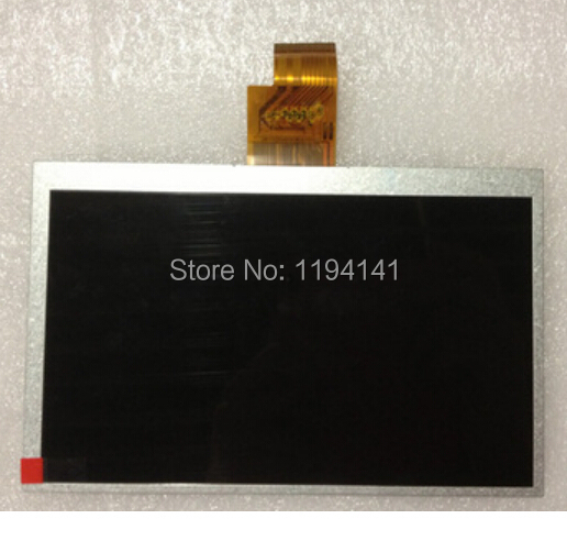 New LCD Display Matrix 7 inch TABLET TXDT700CPLA-42 Inner LCD Screen Panel Lens Frame Module replacement Free Shipping new lcd display matrix for 7 nexttab a3300 3g tablet inner lcd display 1024x600 screen panel frame free shipping